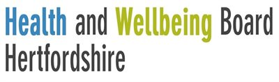 Hertfordshire Health and Wellbeing board logo